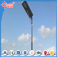 Best Price Waterproof All In One Solar Street Light China manufacture