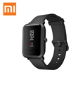 "Original Xiaomi Huami Amazfit Bip Smart Watch Lite Youth Mi Fit Reflection Color Screen 1.28"" Baro IP68 Waterproof GPS"