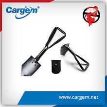 CARGEM 24-58cm folding types of small spade shovel