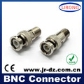 JR cctv bnc to f adapter