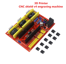 2017 CNC Shield V4 Engraving Machine / 3D Printer / A4988 Driver Expansion Board for Uno