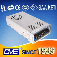 GVE brand CCC CE rohs CCTV Camera 24v high voltage power supply