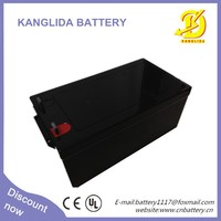 shenzhen 20Hr rate sealed lead acid battery 12v 250ah