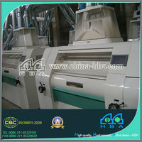Newest type and universal small flour milling machine