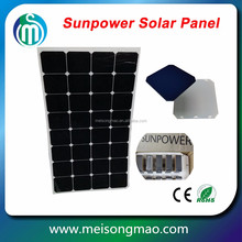 Transparent flexible solar panel photovoltaic module 300W