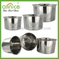 Steel Home Edible Oil Container/Pot/Bin