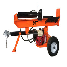 2017 China new gas log splitters for sale