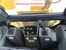 Chinese new model crawler backhoe wheel loader for sale with low price various attachments