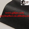 China Black Imitation Microfiber Leather For