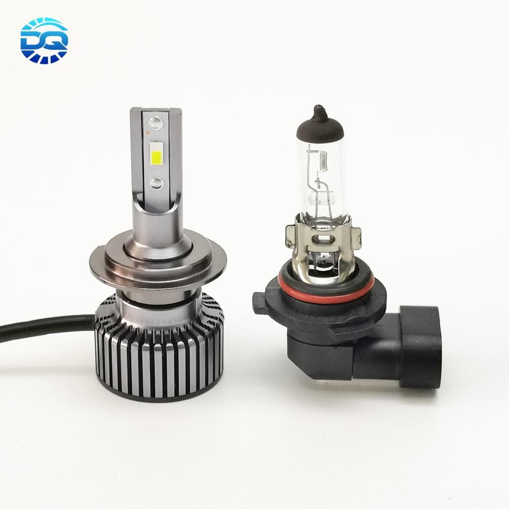 DQ F32-mini single H1 H3 H7 <strong>H10</strong> 9005 9006 <strong>CAR</strong> 25w h7 <strong>led</strong> headlight 3600lm headlight wholesale fiat freemont headlight