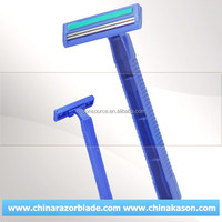 twin & triple blade shaving China razor blade single sided wholesale (personal care & Medical use)