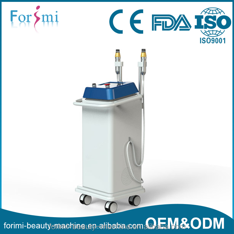 FDA wrinkle removal fractional rf microneedle auto electric micro needle therapy system micro needling microneedling machine