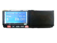 Artway GPTM pro GPS GPRS build in Taximeter with printer LCD Display All in one taxi fare meter