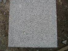 2016 hot sale Yantai G341grey granite stone tile and slab for paving
