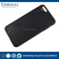 Wholesale PC+tpu Doule-side Rollover Skinning Material Hard Case for iphone6