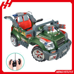 2013 champion off-road vehicle rc children manual ride on car battery power car (double drive double battery)BT-003559