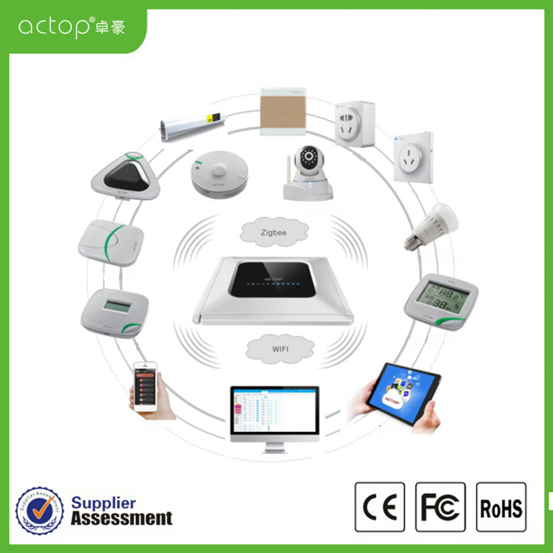OEM/ODM Manufacturer ACTOP High-Tech Compatible Smart Home for family