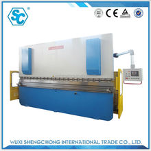 WC67Y 200T 5m sheet metal hydraulic press brake for Metal Door and Frames Manufacturing