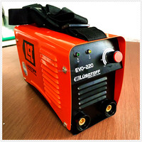 EVO-120 taizhou small mini and light igbt cheap welder ultrasonic spot and used wire meshe and two phase arc welding machine