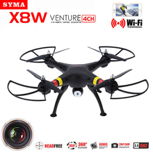 New Syma X8W 2.4Ghz 6-Axis FPV RC Quadcopter Drone RTF UFO w/ 2MP HD Camera