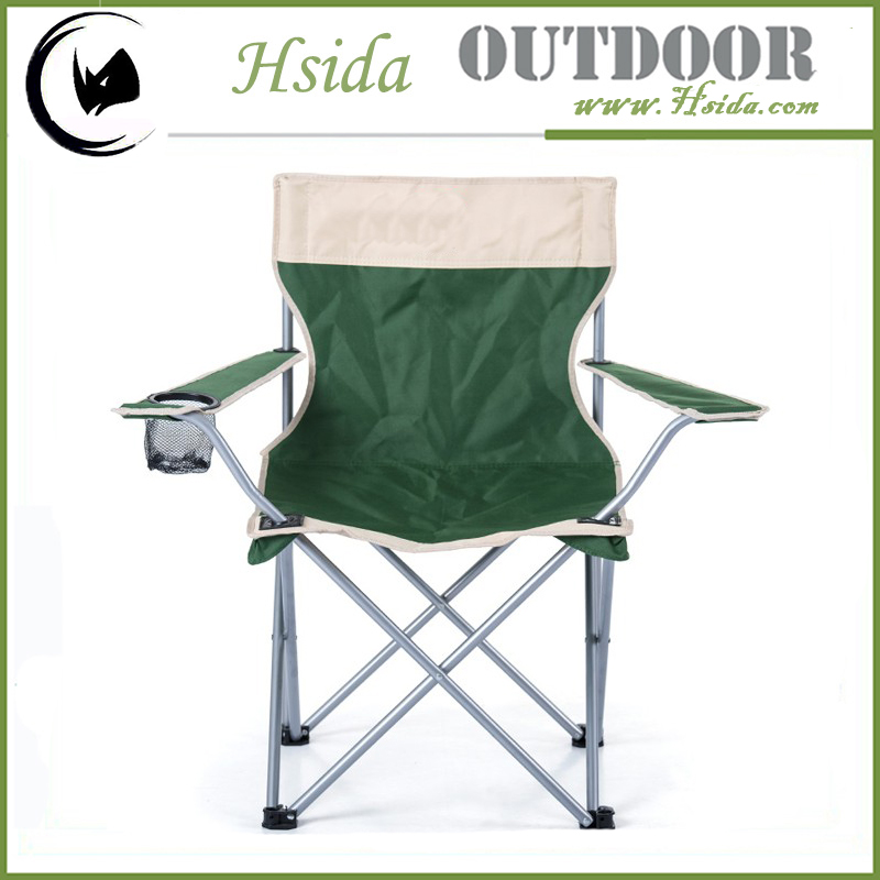 Nylon portable outdoor folding chair fishing table wholesale with carry bag