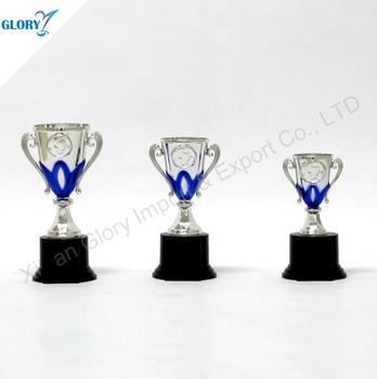 Wholesale High-end Hard Sliver Plated Plastic Cup