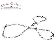 hot sale OEM different types of chains jewelry toggle stainless steel necklace chain bulk