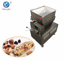 hot selling rice candy bar mixer, cereal bar mixer, peanut candy mixing with factory price