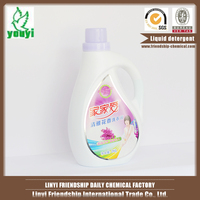 Hot sale product bottled concentrated detergent laundry liquid