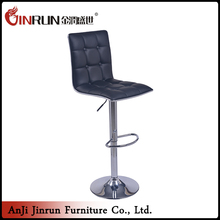 High quality china backrest height adjustable bar chair bar stool