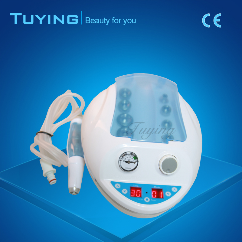2016 new arrival mini microdermabrasion machine portable for sale Diamond Miceodermabrasion Machinediamond peeling tips