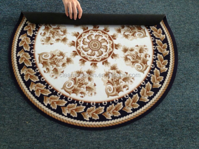 water absorbing print door mat, decorative Step Mat