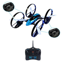 4CH 2.4G rc drone professional helicopter toys with gyro and wheels