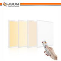 Alibaba Hot Sale 2700-6500K Tunable White LED Panel Light 600x600