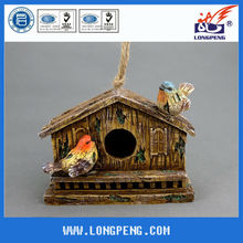 Resin Decorative Hanging Bird Nest