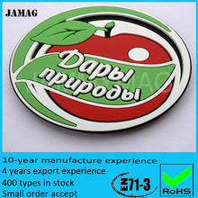 high quality resin 3d fridge magnets for sale