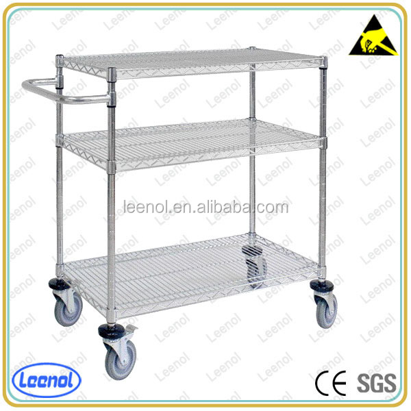 Wholesale Industry Use Cheap Tool PCB Trolly /ESD Cart China Manufacturer