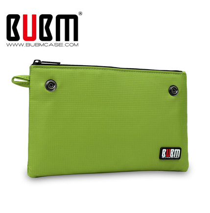 BUBM Colorful Canvas Cosmetic Makeup Bag for <strong>Travel</strong>