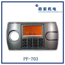 PF703 LCD safe box lock,safe electronic lock parts