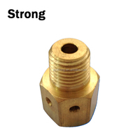 rich experience custom made male and female hose adpater brass swivel fitting with high quality