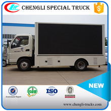 FOTON 4*2 P6 Lifting Vocal Concert LED Mobile Advertising Truck
