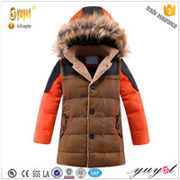 stock wholesale boys bomber jacket winter jacket