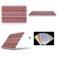 Tribal Style PC Case for Macbook Pro 13.3'15.4', for Macbook Hard Case Cover