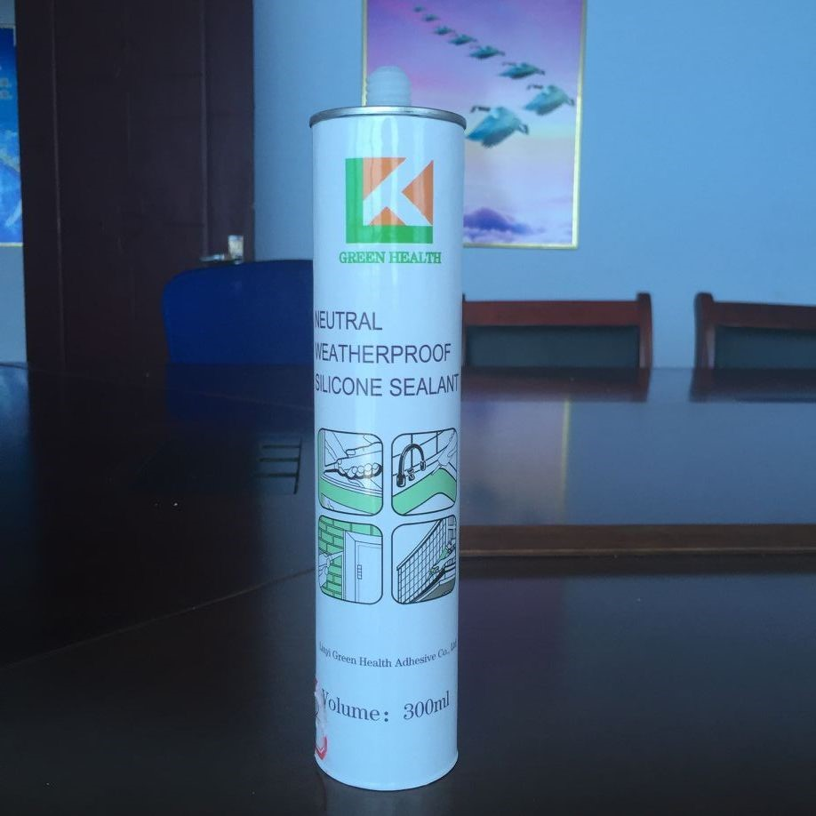 Non-toxic Excellent Waterproof Silicone Sealant
