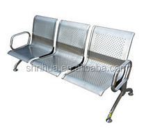 Factory since 1998 with CE ISO and OEM service!High quality 3-seater plastic 3-seater clinic waiting chair