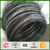 low price construction black binding wire/12 gauge black annealed wire