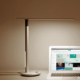 Source factory design IPUDA Lighting rechargeable battery led aluminum table lamp reading lamp