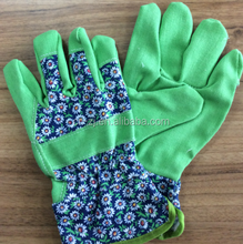 pretty lady garden gloves women household work gloves