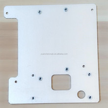 1.5mm Aluminum Laser Cutting Service Medical Equipment Sheet Metal Support Parts