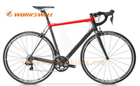 2015 OEM 700C Full carbon fiber road bike/bicycle disc brake for sale in China